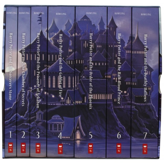 Harry Potter Box Set Special Edition Paperback THE COMPLETE COLLECTION (7 BOOKS BOX SET)