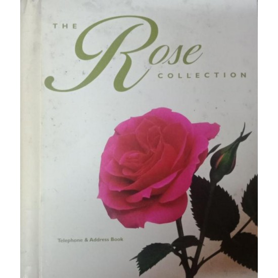 Rose Collection Phone Diary