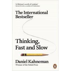 Thinking, Fast and Slow - (Local Budget book)