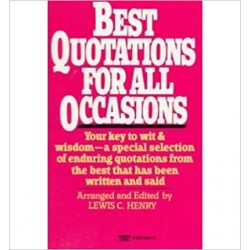 Best Quotations for All Occasions - (Local Budget book)