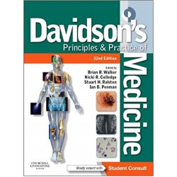 Davidson's Principles and Practice of Medicine:  (Principles & Practice of Medicine (Davidson's)) 22nd Edition