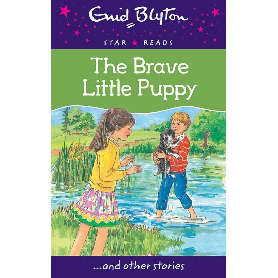 The Brave Little Puppy (Enid Blyton's Popular Rewards Series IV) (Enid Blyton's Popular Rewards Series 4) - (Local Budget book)