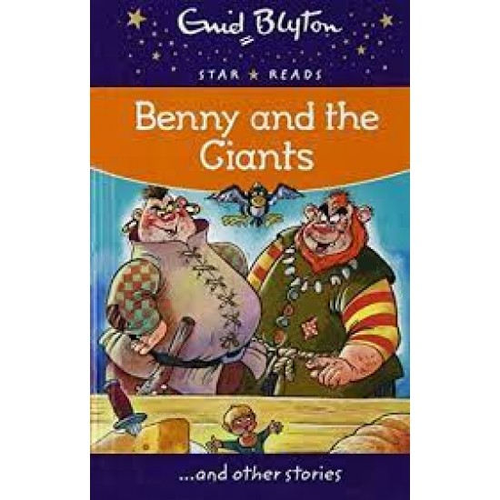 Benny and the Giants (Enid Blyton's Popular Rewards Series 12) - (Local Budget book)
