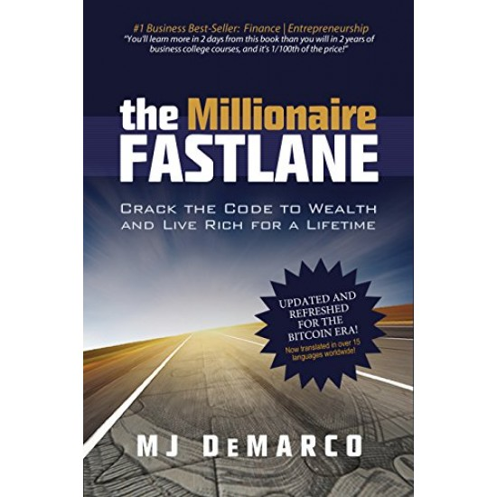The Millionaire Fastlane: Crack the Code to Wealth and Live Rich for a Lifetime - (Local Budget book)