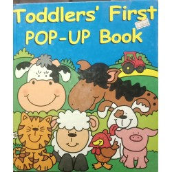 TODDLERS' FIRST POP-UP BOOK