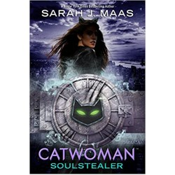 Catwoman: Soulstealer (DC Icons) Hardback