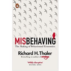 Misbehaving: The Making of Behavioural Economics - (Local Budget book)