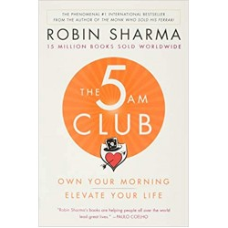 5 AM Club, The: Own Your Morning. Elevate Your Life(PDF) (Print)