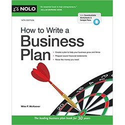 How to Write a Business Plan (PDF) (Print)