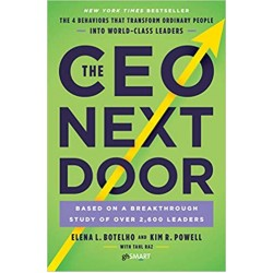 The CEO next door: What It Takes to Get to the Top, and Succeed (PDF) (Print)