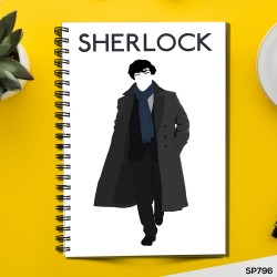 SHERLOCK (Spiral note book)
