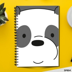 We Bare Bears (Spiral note book)