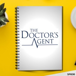 The Doctors's Agent (Spiral note book)