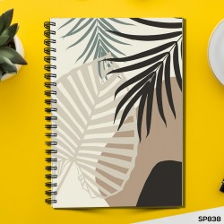 Palm Tree (Spiral note book)