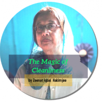 The Magic of Cleanliness by Zeenat Iqbal Hakimjee