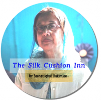 The Silk Cushion Inn by Zeenat Iqbal Hakimjee