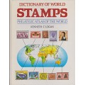 Dictionary of world stamps