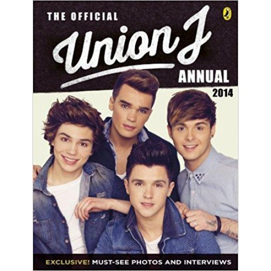 2014 Union J Official Annual