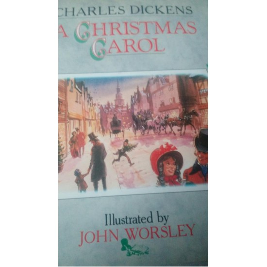 A CHRISTMAS CAROL. MULBERRY EDITIONS.