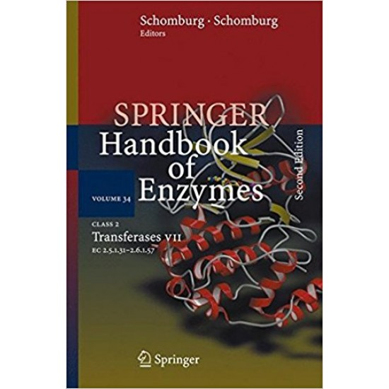 34: Class 2 Transferases VII: EC 2.5.1.31 - 2.6.1.57 (Springer Handbook of Enzymes)