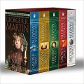 A Game of Thrones (Song of Ice and Fire) 5 books box set