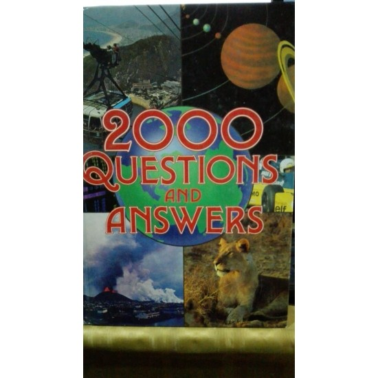 2000 QUESTIONS AND ANSWERS