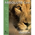 Absolute C++ (4th Edition)