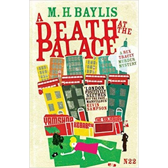 A Death at the Palace (Rex Tracey 1)
