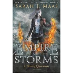 Empire of Storms (Throne of Glass Book 5) (HARDBACK)