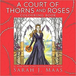 A Court of Thorns and Roses Colouring Book (Colouring Books) by Sarah J. Maas 2 May 2017