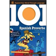 101 Spanish Proverbs with MP3 Disk (1001 Series)