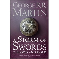 A strom of swords 2 blood and gold - (Local Budget book)