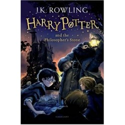 Harry Potter and the Philosopher's Stone: 1/7 (Harry Potter 1) NV - (Local Budget book)