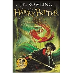 Harry Potter and the Chamber of Secrets: 2/7 (Harry Potter 2) NV - (Local Budget book)