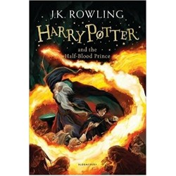 Harry Potter and the Half-Blood Prince: 6/7 (Harry Potter 6) NV - (Local Budget book)