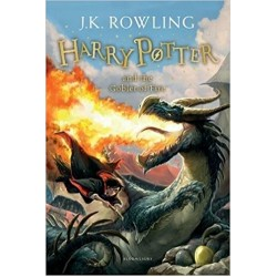 Harry Potter and the Goblet of Fire: 4/7 (Harry Potter 4) NV - (Local Budget book)
