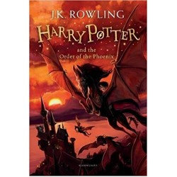 Harry Potter and the Order of the Phoenix: 5/7 (Harry Potter 5) NV - (Local Budget book)