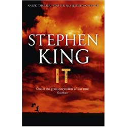 It by Stephen King (it) ( I T) - (Local Budget book)