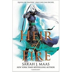 Heir of Fire: 3 (Throne of Glass) - (Local Budget book)