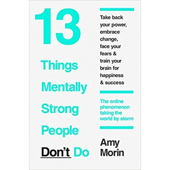 13 Things Mentally Strong People Don't Do - (Local Budget book)