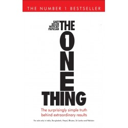 The ONE Thing: The Surprisingly Simple Truth Behind Extraordinary Results - (Local Budget book)