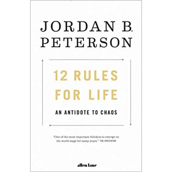 12 Rules for Life: An Antidote to Chaos - (Local Budget book)