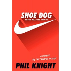 Shoe Dog (Young Readers Edition) - (Local Budget book)