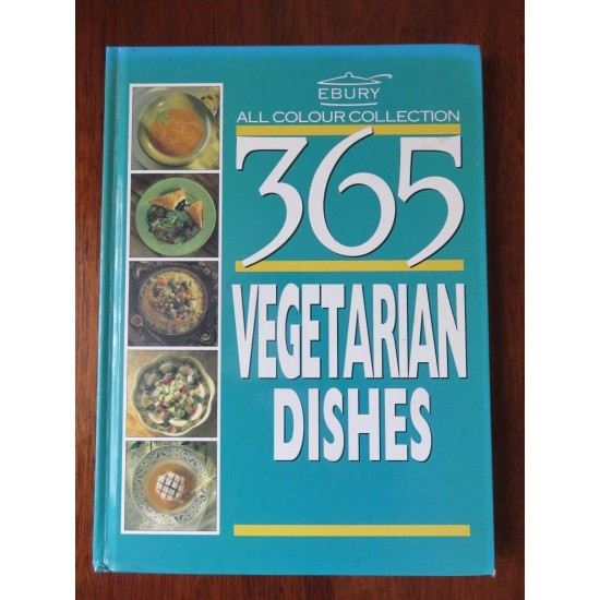 365 Vegetarian Dishes (All Colour Collection)