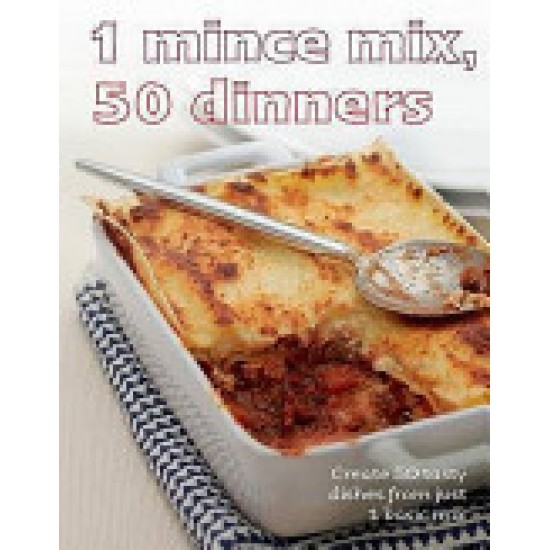 1 Mince Mix, 50 Dinners
