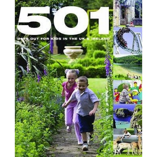 501 Days Out For Kids In The Uk Ireland