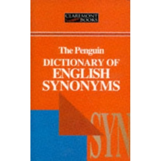 A Dictionary of english Synonyms
