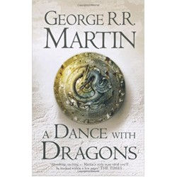 Hard back A Dance With Dragons (A Song of Ice and Fire, Book 5)